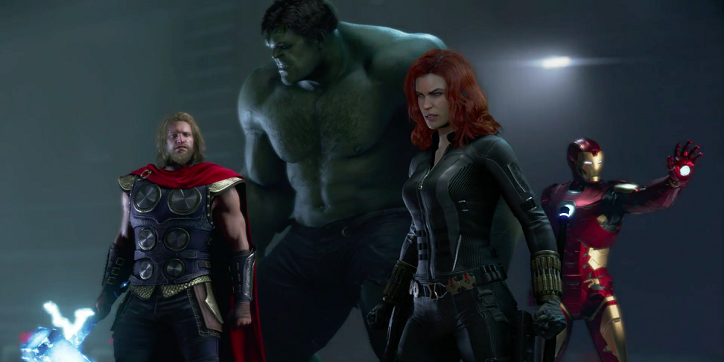 En junio veremos un streaming de Marvel's Avengers