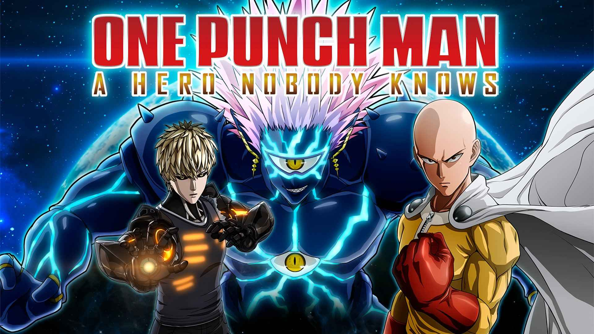 One Punch Man: A Hero Nobody Knows estrena tráiler de lanzamiento