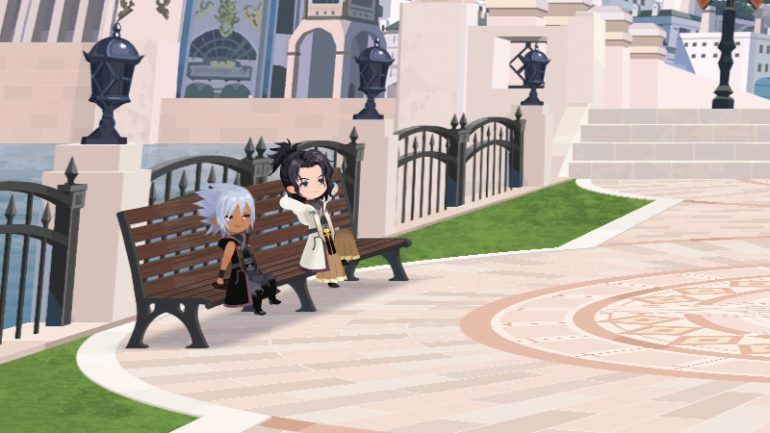 Kingdom Hearts Dark Road será una expansión de Union Cross