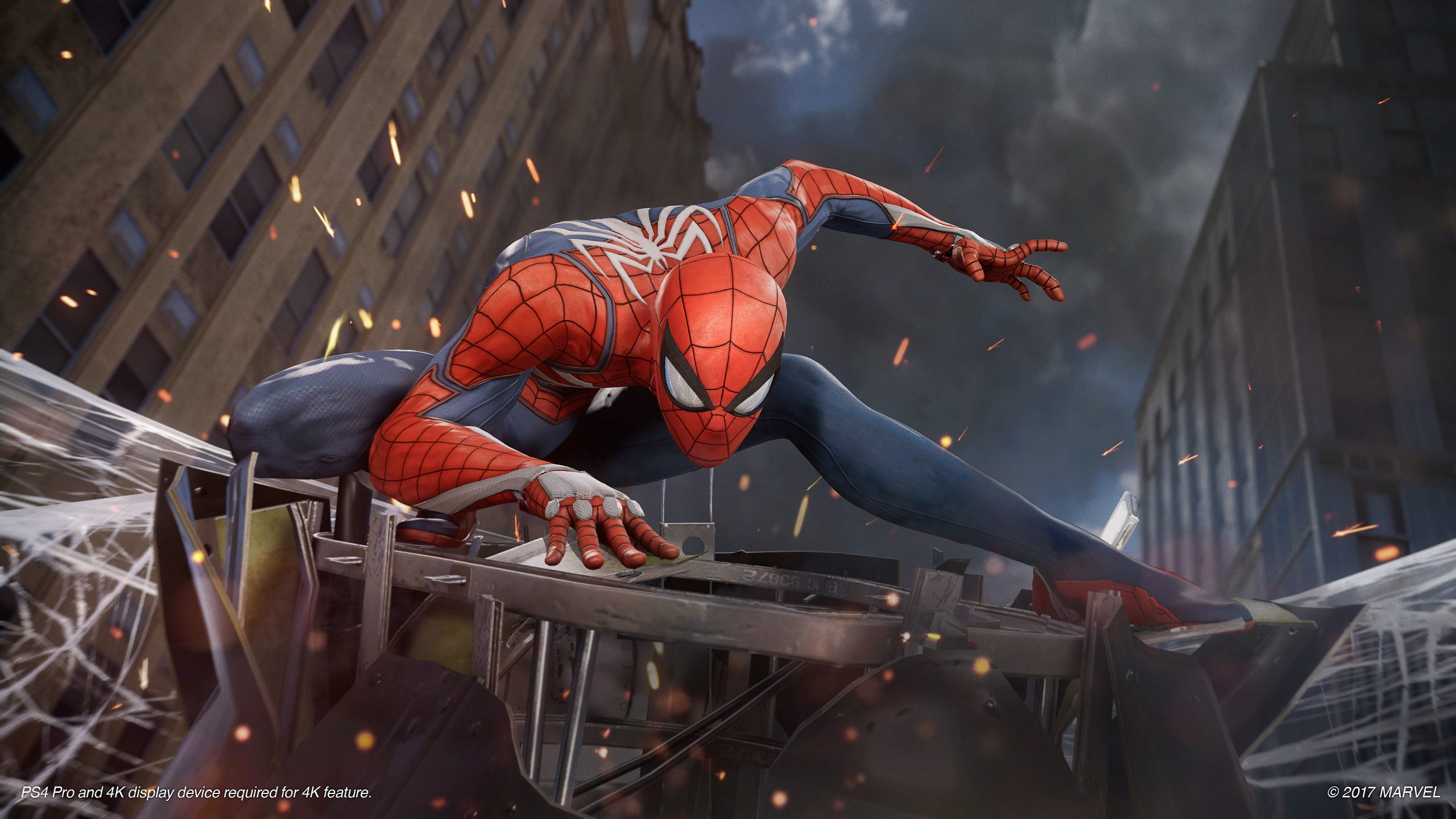 Marvel's Spider-Man y Just Cause 4 llegan hoy a PS Now