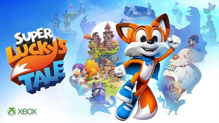 New Super Lucky's Tale llegará este verano a PlayStation 4 y Xbox One