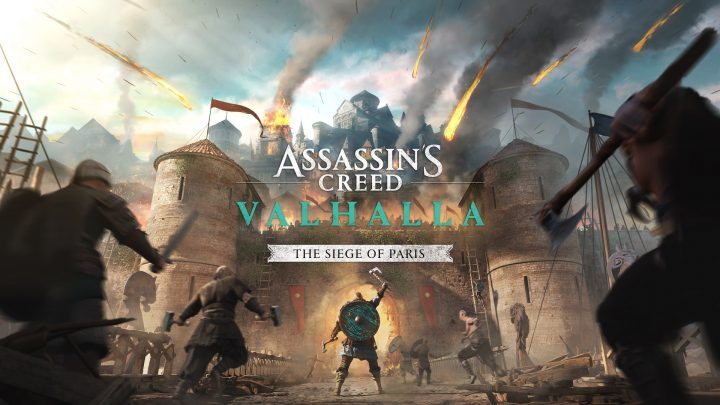 Assassin's Creed Valhalla funciona a 4K reescalado en PS5